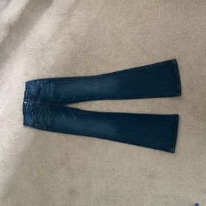 7 for All Mankind Bootcut/Bell Bottom jeans 24